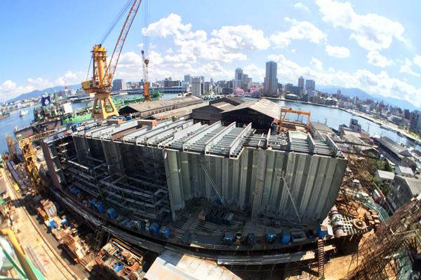 福岡造船部の事業内容