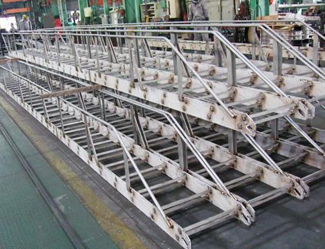 造船製品の製造
